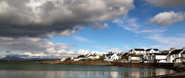 Photograph - Bowmore Harbour by Nicholas Blackwell