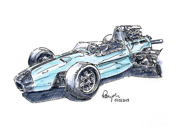Bmw Car Drawings Fine Art America