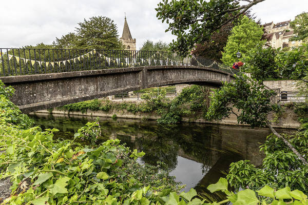 Wall Art - Photograph - Bradford On Avon And Bridge  by John McGraw