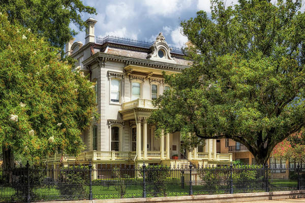 Photograph - Bradish Johnson House by Susan Rissi Tregoning