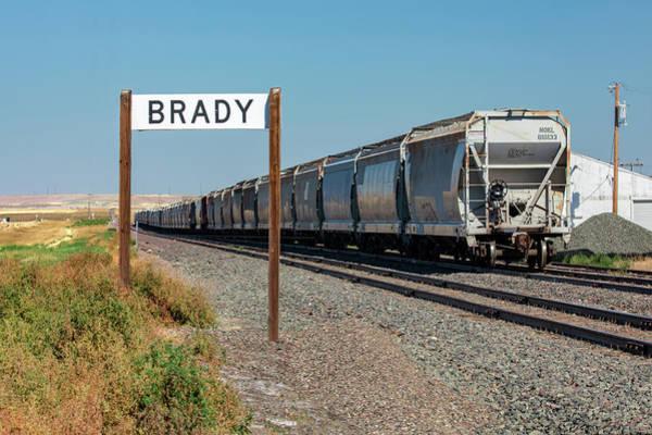 Photograph - Brady Railroad by Todd Klassy
