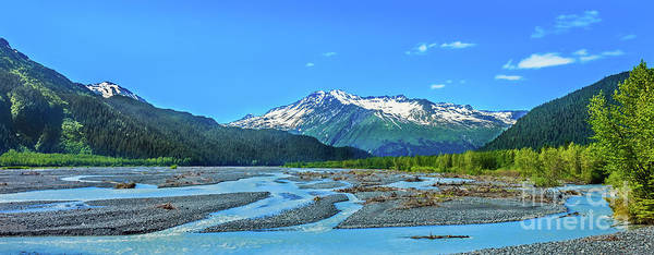 Wall Art - Photograph - Braided River by Robert Bales