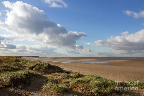 Wall Art - Photograph - Brancaster Beach, Norfolk by John Edwards