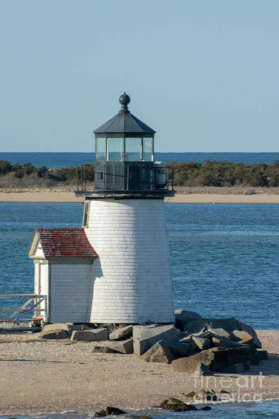 Photograph - Brant Light House by Ruth H Curtis
