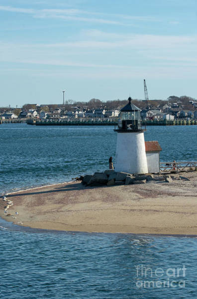 Photograph - Brant Point From The Ferry by Ruth H Curtis