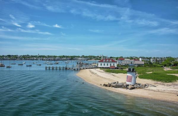 Wall Art - Photograph - Brant Point Lighthouse - Nantucket Massachusetts by Brendan Reals