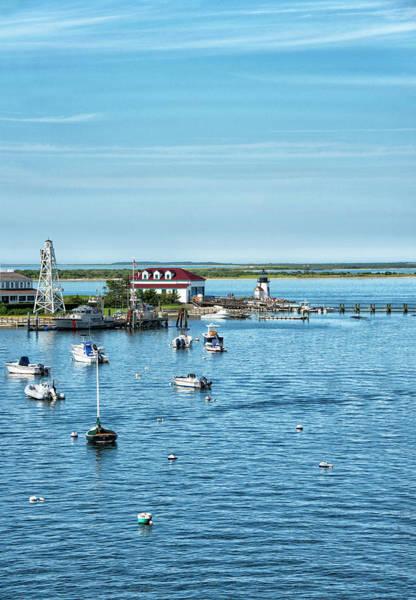 Wall Art - Photograph - Brant Point - Nantucket Island Massachusetts by Brendan Reals