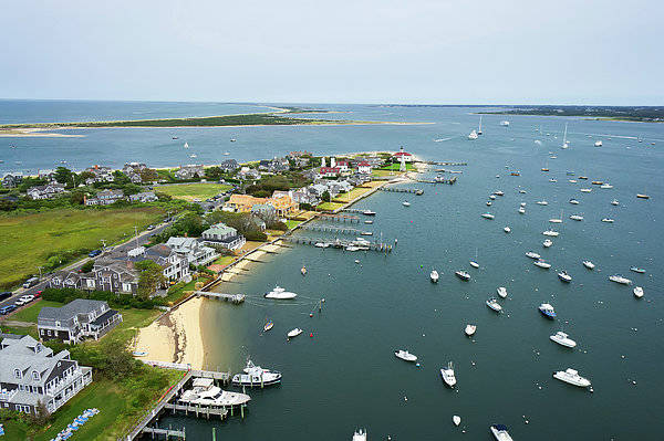 Nantucket Photograph - Brant Point, Nantucket by J. Greg Hinson, Md, Www.ackdoc.com