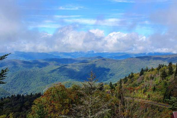 Photograph - Waterrock Knob by Richard Parks