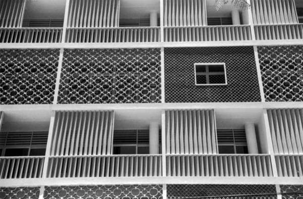 Brazil Photograph - Brazilian Apartments by Kurt Hutton