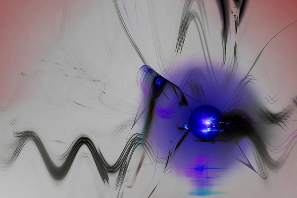 Digital Art - Break Away by Jeff Iverson