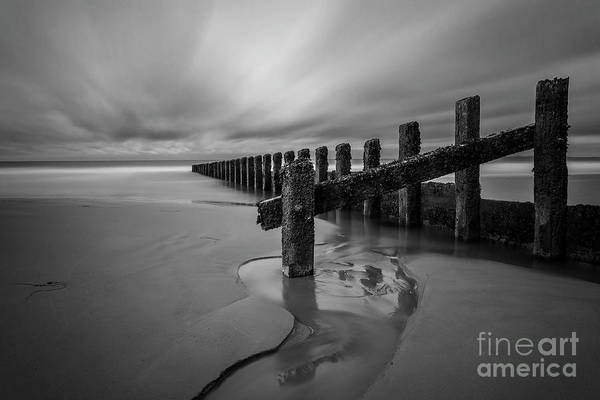 Barmouth Photograph - Breaker by David MM Williams