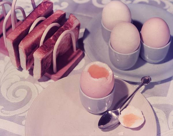 Boil Photograph - Breakfast Platter by Chaloner Woods