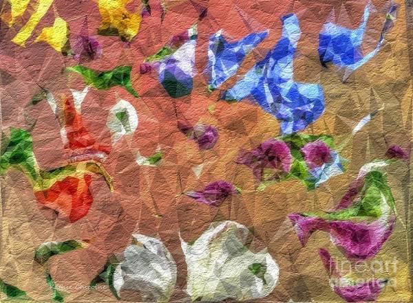 Digital Art - Breaking Away by Kathie Chicoine