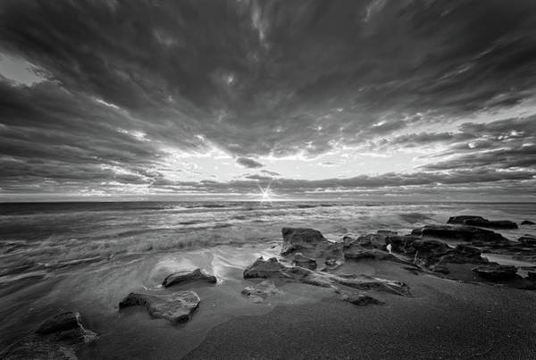 Photograph - Breaking Storm Clouds by Steve DaPonte