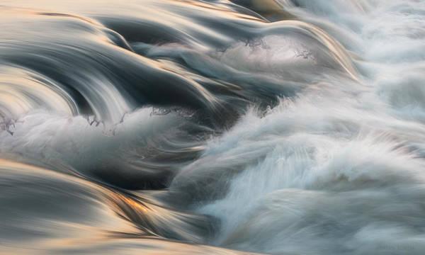 Wall Art - Pyrography - Breaking The Waves IIi by Adrian Borda