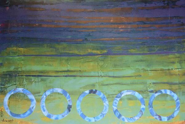 Avondet Wall Art - Digital Art - Breakthrough I by Natalie Avondet