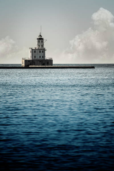 Wall Art - Photograph - Breakwater by Matthew Blum