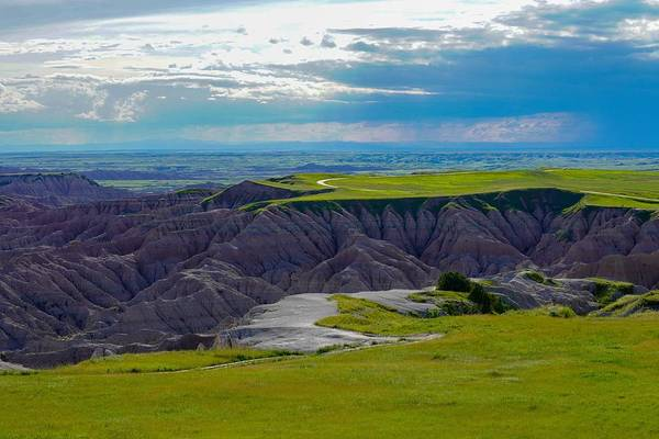 Photograph - Breathtaking Beauty Of The Badlands by Susan Rydberg