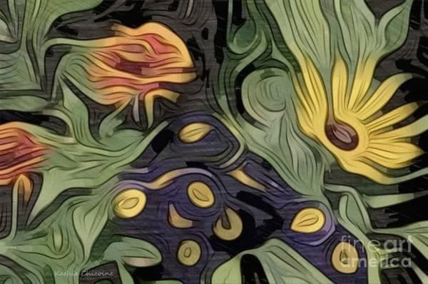 Digital Art - Breezy by Kathie Chicoine