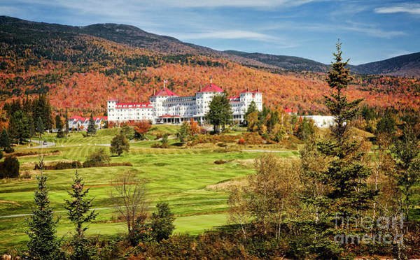 Photograph - Bretton Woods by Scott Kemper
