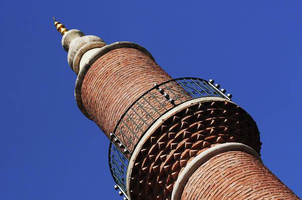 Wall Art - Photograph - Brick Minaret by Joelle Icard
