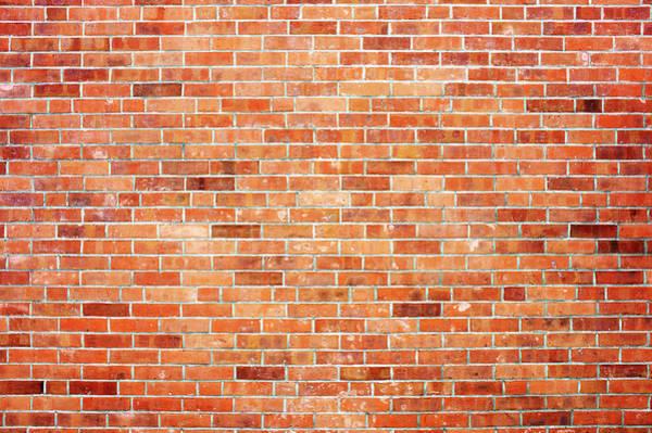 Toughness Photograph - Brick Wall by Ballyscanlon