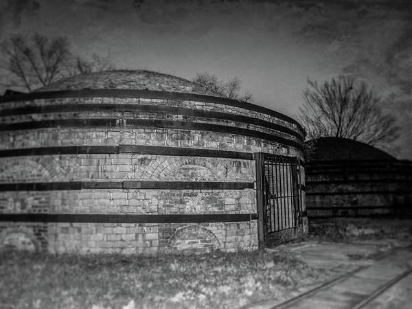 Photograph - Brickworks 1 by Charles Hite
