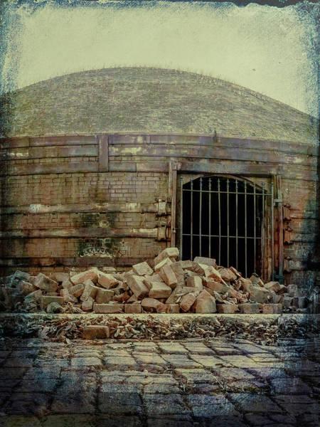 Photograph - Brickworks 11 by Charles Hite