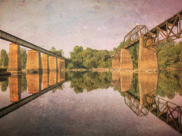 Photograph - Brickworks 13 by Charles Hite