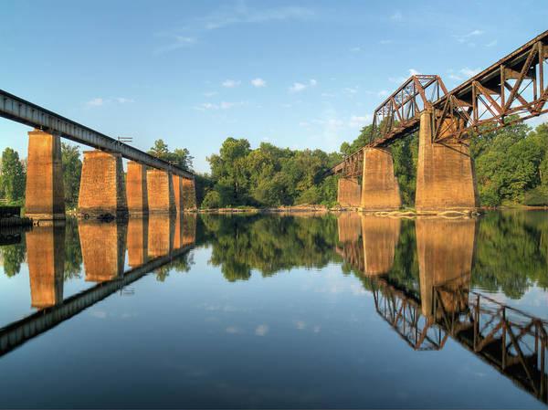 Photograph - Brickworks 14 by Charles Hite