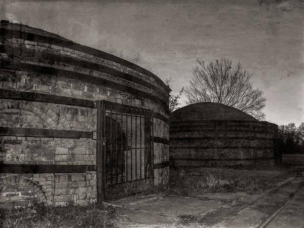 Photograph - Brickworks 3 by Charles Hite