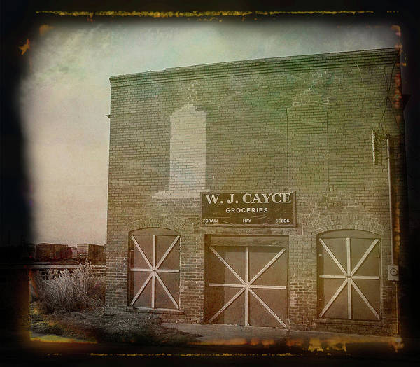 Photograph - Brickworks 30 by Charles Hite