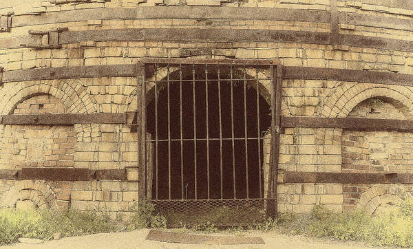 Photograph - Brickworks 34 by Charles Hite