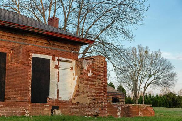 Photograph - Brickworks 40 by Charles Hite