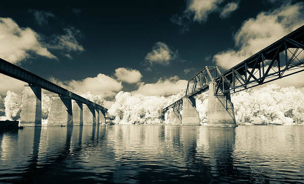 Photograph - Brickworks 50 by Charles Hite