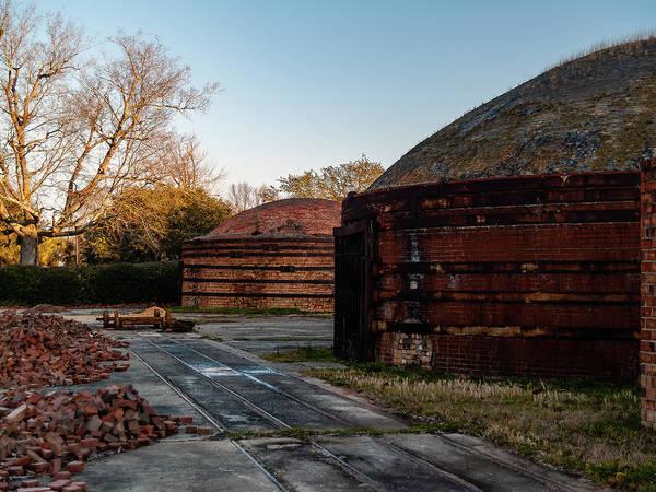 Photograph - Brickworks 8 by Charles Hite