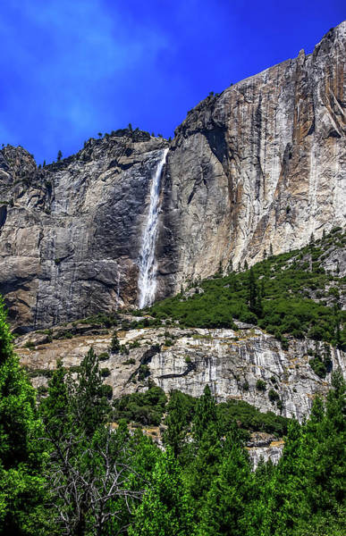 Photograph - Bridalveil Falls 2, Yosemite by Dawn Richards