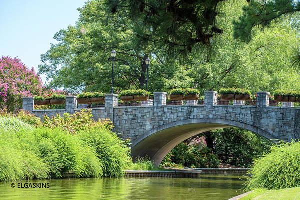 Wall Art - Photograph - Bridge by El Gaskins