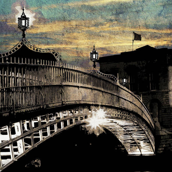 Bridge IIi Art Print
