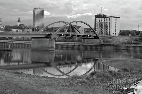 Photograph - Bridge Of Frankfurt/oder by Silva Wischeropp