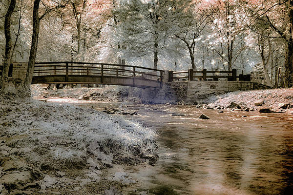 Photograph - Bridge Over Creek by Dan Urban