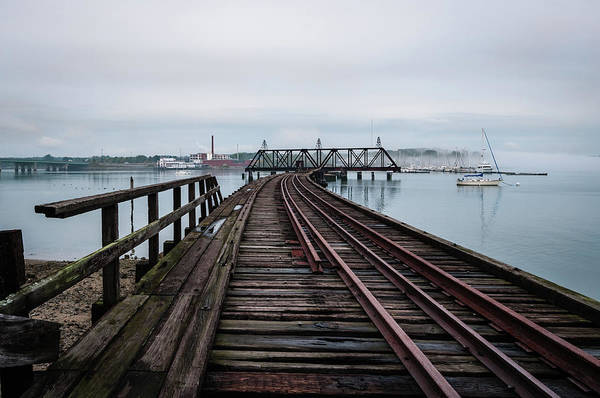 Photograph - Bridge To Burnham And Morrill by Todd Henson