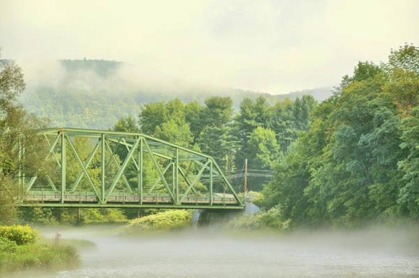 Photograph - Bridge To Hancock by JAMART Photography
