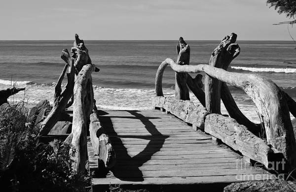 Photograph - Bridge To Heaven by Jeni Gray