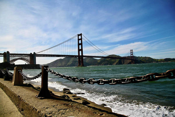 Wall Art - Photograph - Bridge by Yellow Caf�