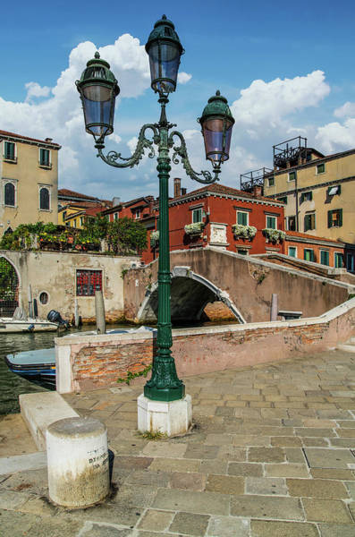 Venezia Wall Art - Photograph - Bridges Of Venice by Jaroslaw Blaminsky