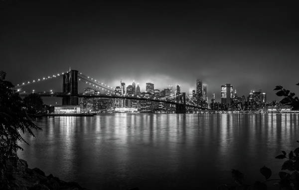 Wall Art - Photograph - Bright Lights Of New York by Nicklas Gustafsson