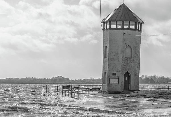 Wall Art - Photograph - Brightlingsea Batemans Tower by Martin Newman