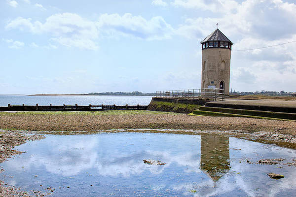 Wall Art - Photograph - Brightlingsea Reflections by Martin Newman